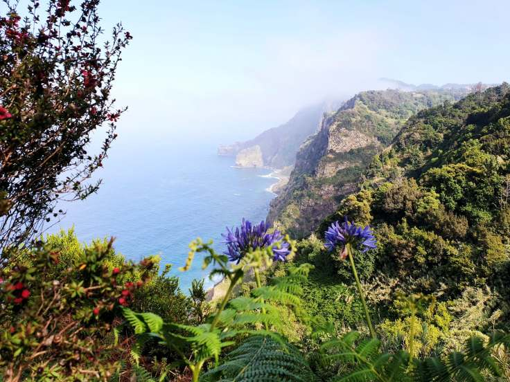 The hotel view - Hotel Quinta Do Furao, Santana, Madeira