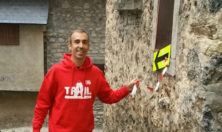 Fernando Armisén, co-owner, headcoach specialised in Skyrunning & Trail.