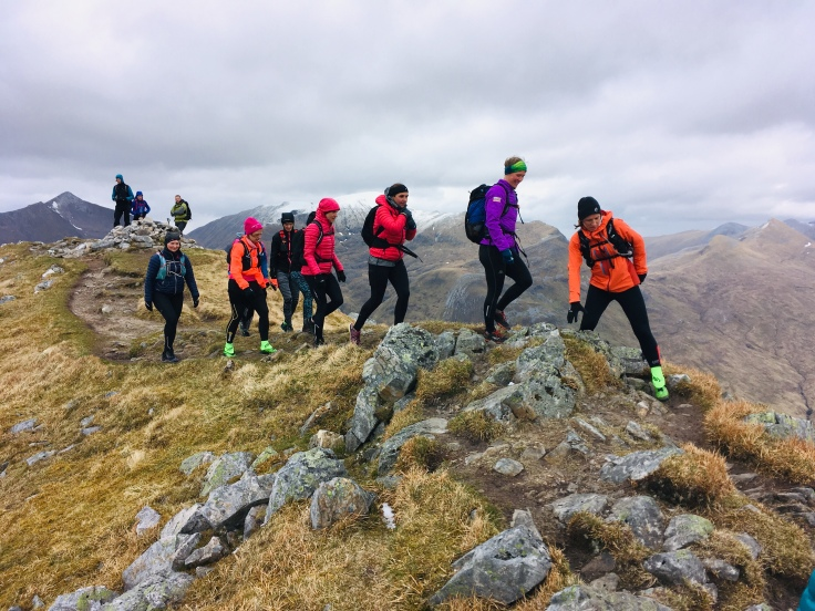Guided skyrunning courses from Girls on Hills help women improve their technique and confidence on technical and exposed terrain.